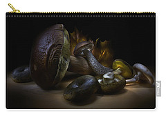 Carry-all Pouch featuring the photograph Gifts Of September by Alexey Kljatov