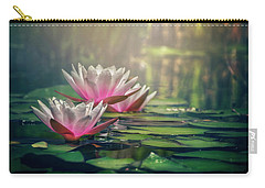 Gilding The Lily Carry-all Pouch by Carol Japp