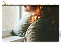 Ginger  Carry-all Pouch by Pamela Patch