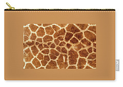 Giraffe Skin Close Up 2 Carry-all Pouch