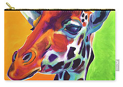 Giraffe - Summer Fling Carry-all Pouch
