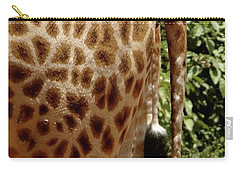 Giraffe Tails Carry-all Pouch by Exploramum Exploramum