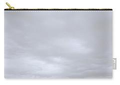 Giraffe Under Big Sky Carry-all Pouch by Shaun Higson