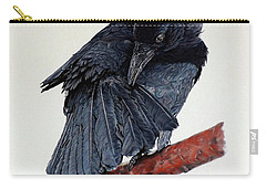 Girdie Carry-all Pouch by Linda Becker