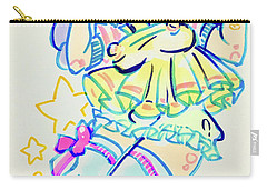 Girl04 Carry-all Pouch