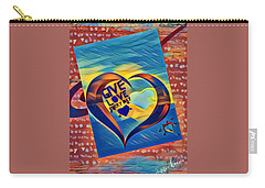 Give Love Carry-all Pouch