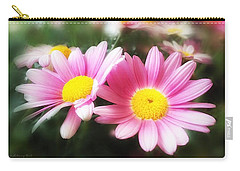 Carry-all Pouch featuring the photograph Give Me A Smile by Gabriella Weninger - David
