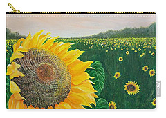Giver Of Life Carry-all Pouch by Susan DeLain