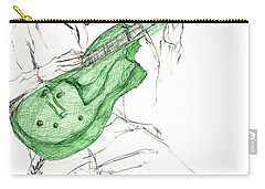 Gj Guitar  Carry-all Pouch