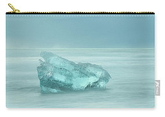 Glacial Iceberg Seascape. Carry-all Pouch