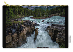 Glacier Falls Carry-all Pouch