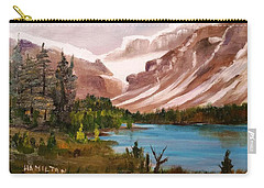 Glacier Lake Carry-all Pouch