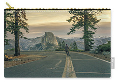 Glacier Point Adventure Carry-all Pouch by Alpha Wanderlust