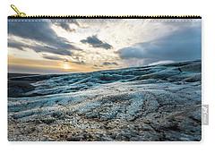 Glacier Sunrise Carry-all Pouch