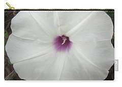 Glad Morning Vines Carry-all Pouch by Donna Brown