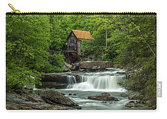 Glade Creek Grist Mill In May Carry-all Pouch
