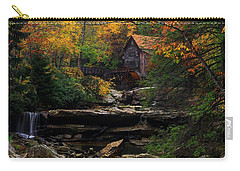 Glades Creek Grist Mill West Virginia Carry-all Pouch