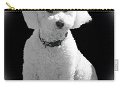 Glamorous Coco Carry-all Pouch by Emmy Marie Vickers