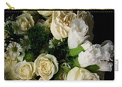 Carry-all Pouch featuring the photograph Glamour by RC DeWinter