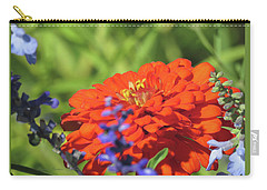 Glances Of Summer - Images From The Garden Carry-all Pouch