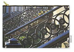 Glasgow Railings Carry-all Pouch