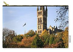 Glasgow University Carry-all Pouch by Liz Leyden