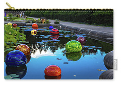 Glass At Biltmore Carry-all Pouch