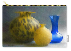Glass Carry-all Pouch by Frank Wilson