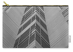 Carry-all Pouch featuring the photograph Glass Tower by Rob Hans
