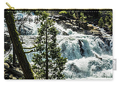 Glen Alpine Falls 1 Carry-all Pouch