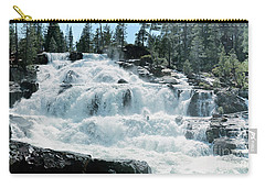 Glen Alpine Falls Mist Carry-all Pouch