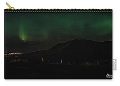 Glen Alps Northern Lights 1 Carry-all Pouch
