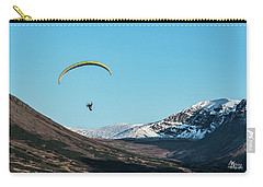 Glen Alps Paragliding Carry-all Pouch