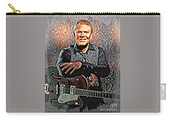Glen Campbell - Singing Icon Carry-all Pouch