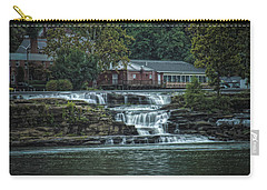 Glen Farris On The Falls Carry-all Pouch