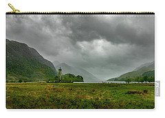 Glencoe, Scotland Carry-all Pouch