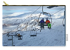Glenshee Chairlift  Carry-all Pouch