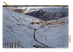 Glenshee Ski And A93 Carry-all Pouch