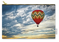 Gliding Through Sunset Carry-all Pouch