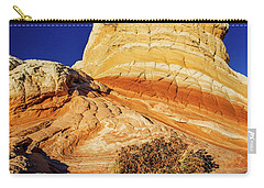 Carry-all Pouch featuring the photograph Glimpse by Chad Dutson