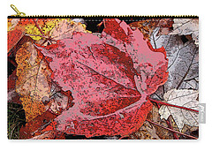 Glistening Carry-all Pouch by Betsy Zimmerli