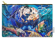 Planet  Earth - Our Family Tree Carry-all Pouch