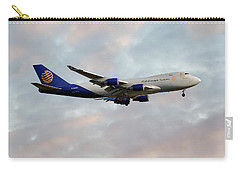 Global Supply Sysytems  Boeing 747-47uf Carry-all Pouch