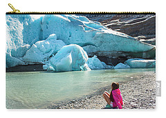 Global Warming Carry-all Pouch by Tamara Sushko
