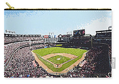 Globe Life Park In Arlington Carry-all Pouch