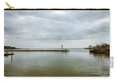 Gloom On The Bay Carry-all Pouch