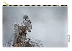 Gloomy Sunday  Carry-all Pouch by Heather King