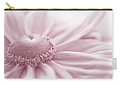 Gloriosa Daisy In Pink  Carry-all Pouch by Sandra Foster