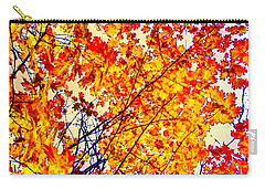Glorious Foliage Carry-all Pouch