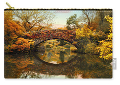 Carry-all Pouch featuring the photograph Glorious Gapstow   by Jessica Jenney